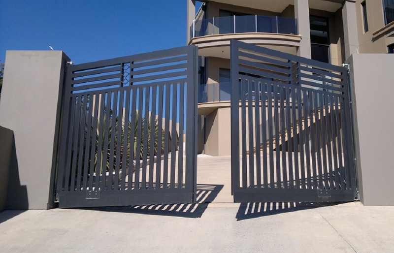 Automated Swinging Gates