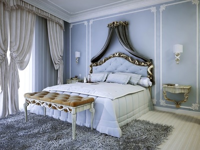 What Are The Defining Hallmarks Of A French Provincial Bedroom