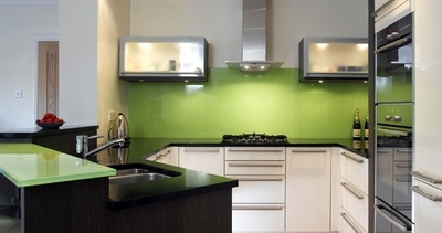 Glass Splashbacks for Kitchen