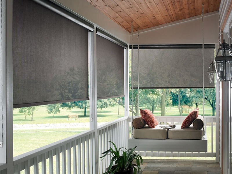 Outdoor Shades  - Get an Improved Home with Windows Outdoor Shades