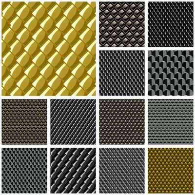 perforated stainless still sheet