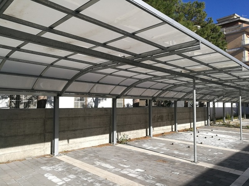 steel carport