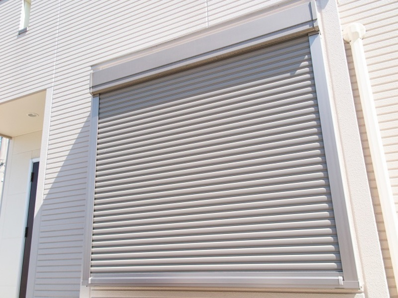 window roller shutters